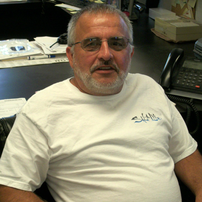 Roberts Engines inc. Sales Staff Member